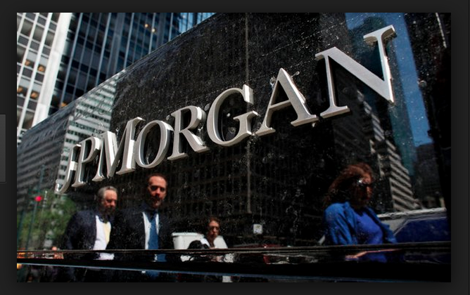 a company analysis of jpmorgan chase and its legacy